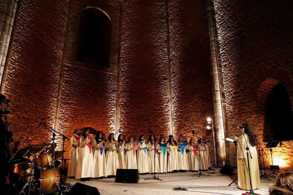 Concerto Gospel allo Spasimo